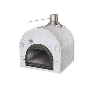 four à pizza résidentiel / à bois / encastrable / à encastrer