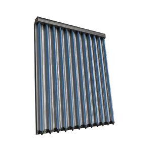 panneau thermique à tubes sous vide
