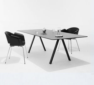 table de réunion contemporaine