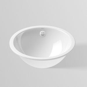 vasque sous plan