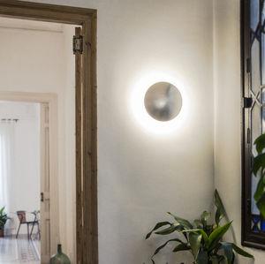 applique murale contemporaine / en métal / à LED / halogène