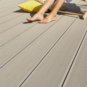 lames de terrasse en bois composite