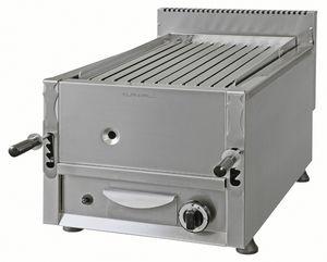 gril à gaz / sur plan / professionnel