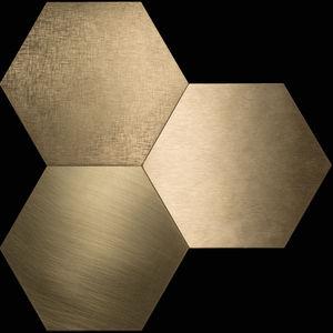 carrelages hexagonaux