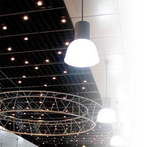 faux-plafond en métal / en dalles / décoratif