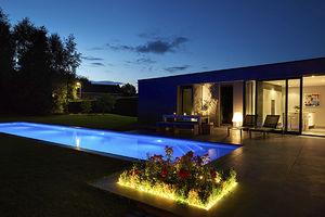 éclairage submersible fluorescent / pour piscine