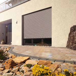 volets roulants / en aluminium / pour fenêtres / de portes