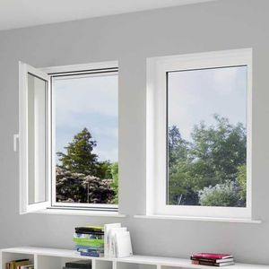 moustiquaire fixe / enroulable / pour fenêtre
