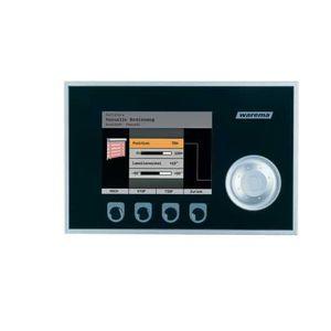 panneau de contrôle pour contrôle d'accès / pour installation domotique / pour luminaire / pour système de chauffage