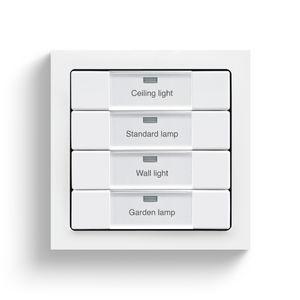 variateur à bouton poussoir