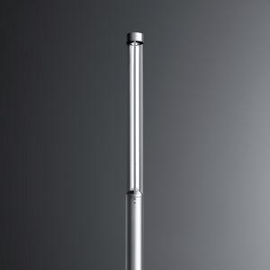 colonne lumineuse contemporaine / en aluminium / à LED / urbaine