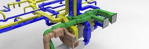logiciel de conception / de dessin / de calcul / BIM (Building Information Modeling)