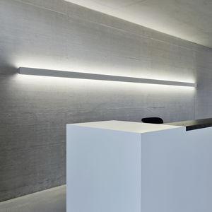 applique murale contemporaine / en aluminium extrudé / à LED / linéaire