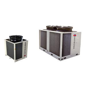 unité de climatisation de toiture / monobloc / professionnelle / d'extérieur