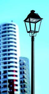 lanterne en tôle d'acier