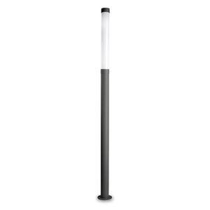 colonne lumineuse contemporaine / en polycarbonate / en aluminium / à LED