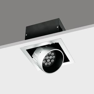 spot encastrable au plafond / à LED / halogène / à iodures métalliques