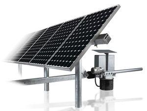 tracker solaire mono-axe