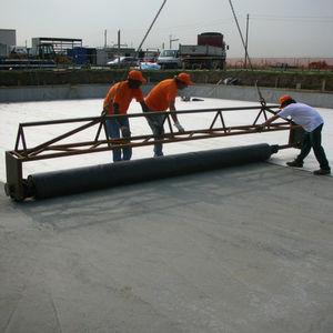 membrane d'étanchéité de drainage