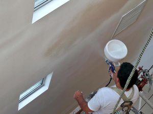 peinture antimoisissure / décorative / isolante / pour mur