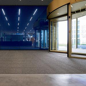 tapis d'entrée pour établissement public / en polypropylène / en aluminium / antisalissure