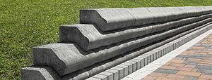 mur de soutènement en béton