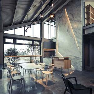 enduit décoratif / intérieur / extérieur / pour mur