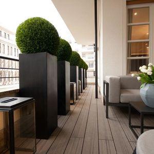 lames de terrasse en composite bois