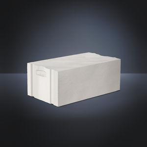 parpaing de béton cellulaire / pour mur / monomur / thermopierre