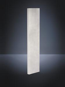 mur en béton cellulaire / avec panneau modulaire
