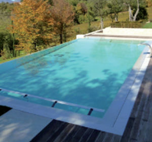 1 m x 10 m = 10 m/² DeRiTex Non-tiss/é de qualit/é sup/érieure pour piscine ou piscine