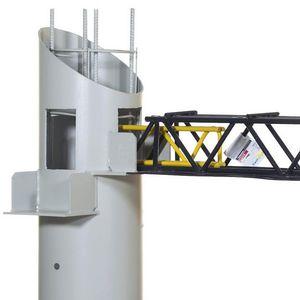 poutre mixte / autoportante / en béton préfabriqué / en acier