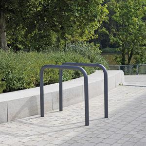 range-vélo en inox
