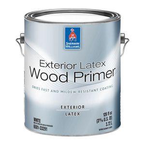 primaire pour métal / pour bois / latex / extérieur