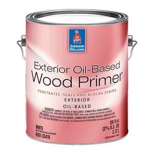 primaire pour bois