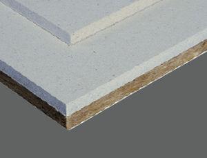 plaque de plâtre complexe de doublage