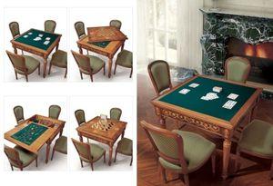 table de poker de style