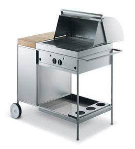 barbecue de design moderne en marbre | Barbecue design, Bbq