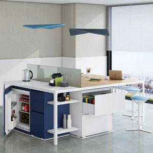 îlot de cuisine pour bureau