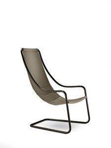fauteuil de style industriel