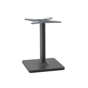 pied de table en aluminium extrudé / contemporain / pour table mange-debout / pour table basse