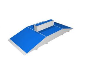 module fun box pour skatepark