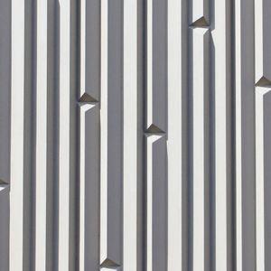 matrice de coffrage pour parement de façade
