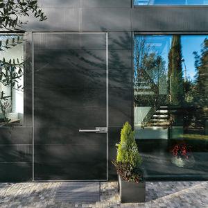 porte d'entrée / à pivot / en céramique / de sécurité