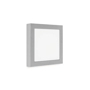 applique murale contemporaine / en aluminium / à LED / rectangulaire