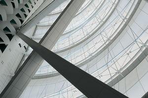 membrane architecturale en fibre de verre