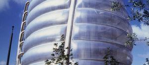 structure gonflable pour couverture