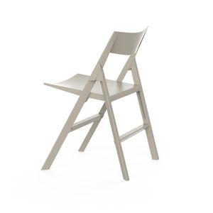 chaise contemporaine / pliante / en polyamide / contract