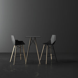 table mange-debout contemporaine