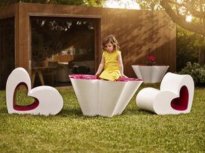 pot de jardin en polyéthylène